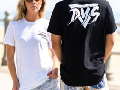 WooCommerce Website DYS Apparel