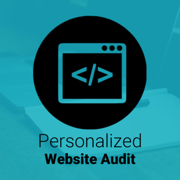 Personalized Website Code Audit